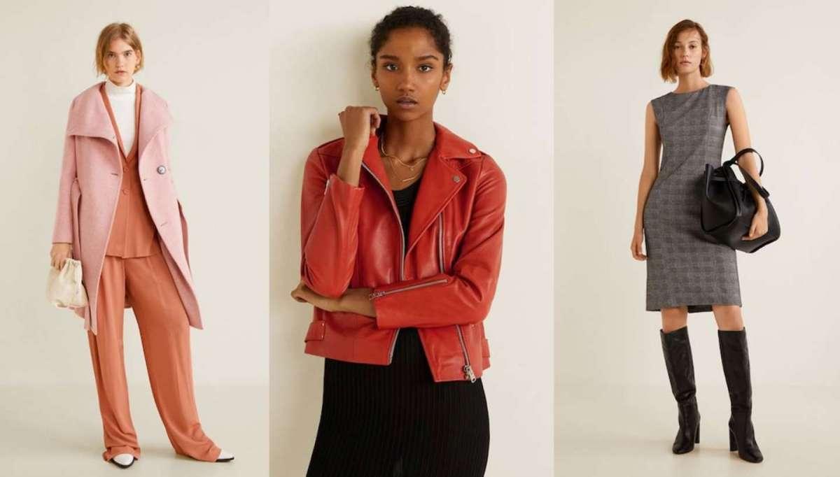 vendita calda online 111a6 fc308 Mango, la nuova collezione di abbigliamento donna per l ...