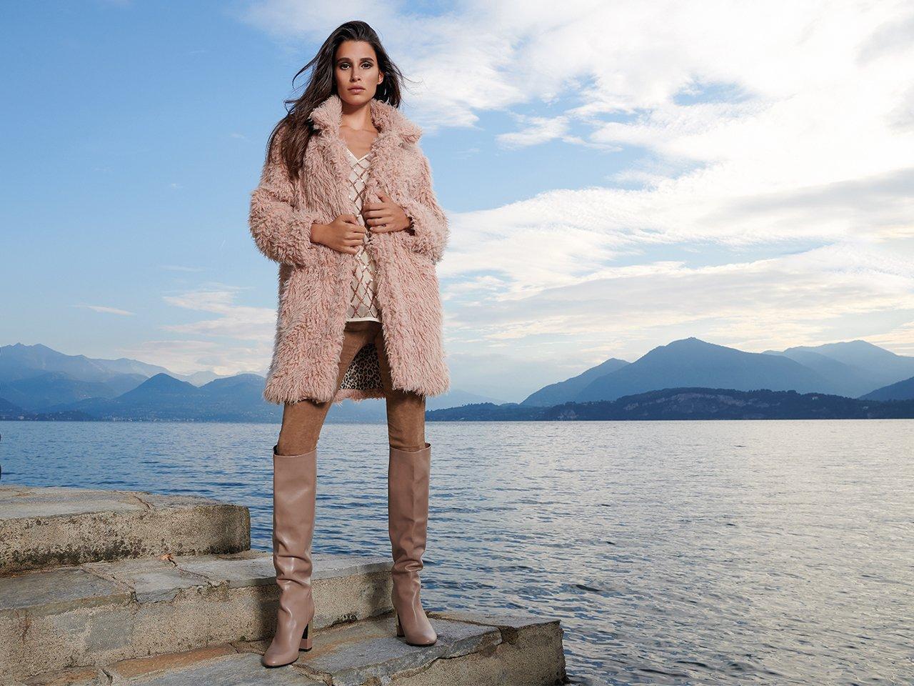 Rinascimento, eleganza e glam per la collezione donna Autunno/Inverno 2018-2019