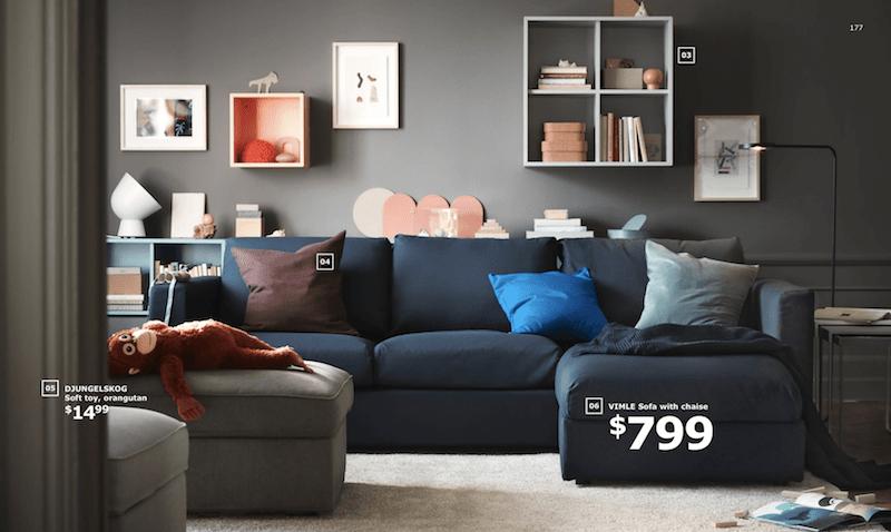 Catalogo Ikea 2019 La Collezione Per La Casa Pourfemme Catalogo