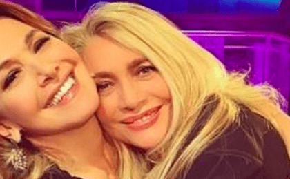 Barbara D'Urso perde lo scontro con Mara Venier, la sua reazione sui social