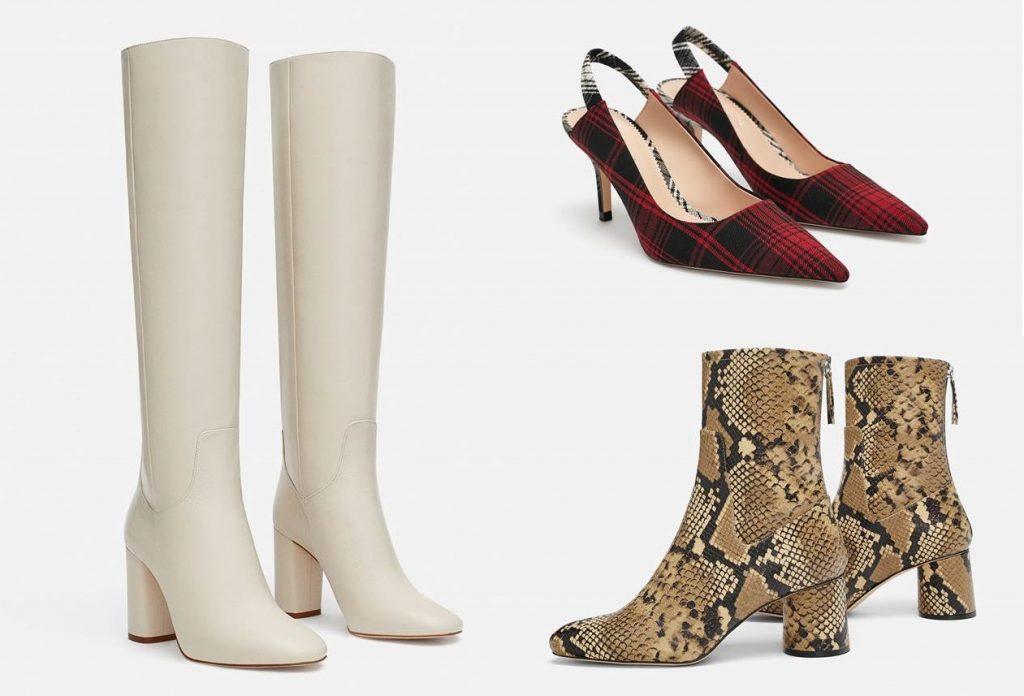 Stivali neri: da Zara ad Albano, i più fashion per l'inverno