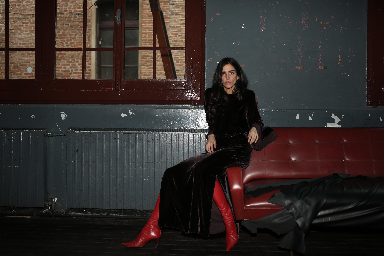 Il velluto, tendenza moda per l'inverno 2019: abiti e accessori
