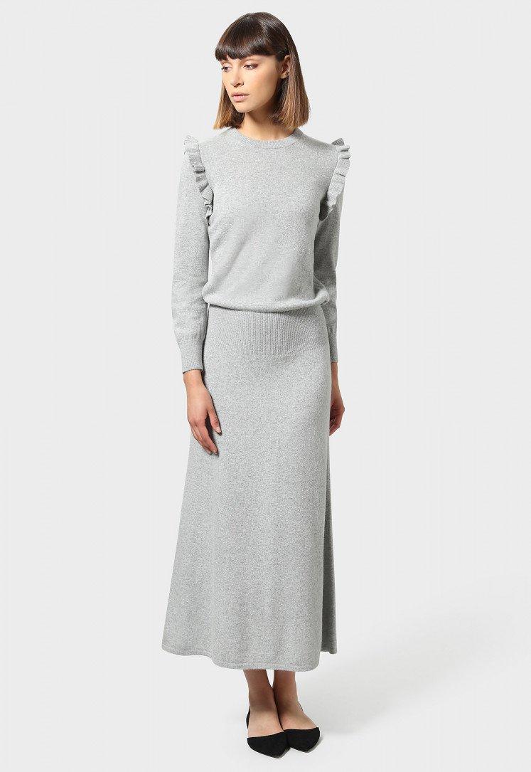 premium selection db7f1 5d26d Vestiti in lana e in maglia, il trend più fashion per un ...