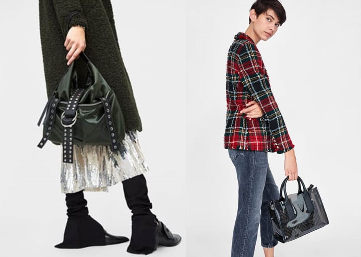 Borse Zara 2018-2019 Autunno Inverno  i prezzi dei nuovi arrivi imperdibili 3907d36d3b4