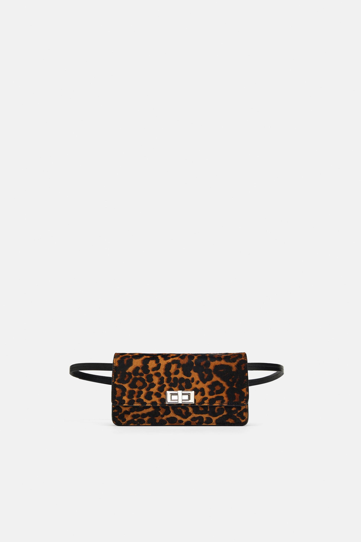 Marsupio animalier Zara a 49,95 euro