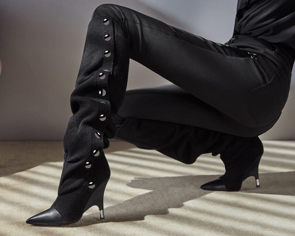 Stivali inverno 2019: sopra il ginocchio, maculati, a calza, tutte le tendenze