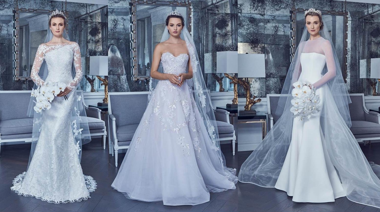 Abiti da sposa Romona Keveza 2019: la nuova collezione