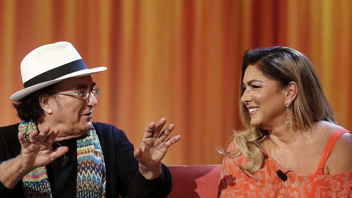 Romina 'affonda' Al Bano al Costanzo Show, lui passa al contrattacco