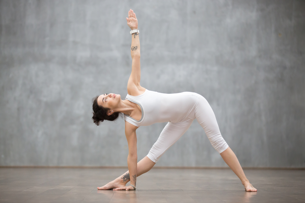 Lo yoga e i benefici per la vita sessuale, soprattutto dopo i 45 anni