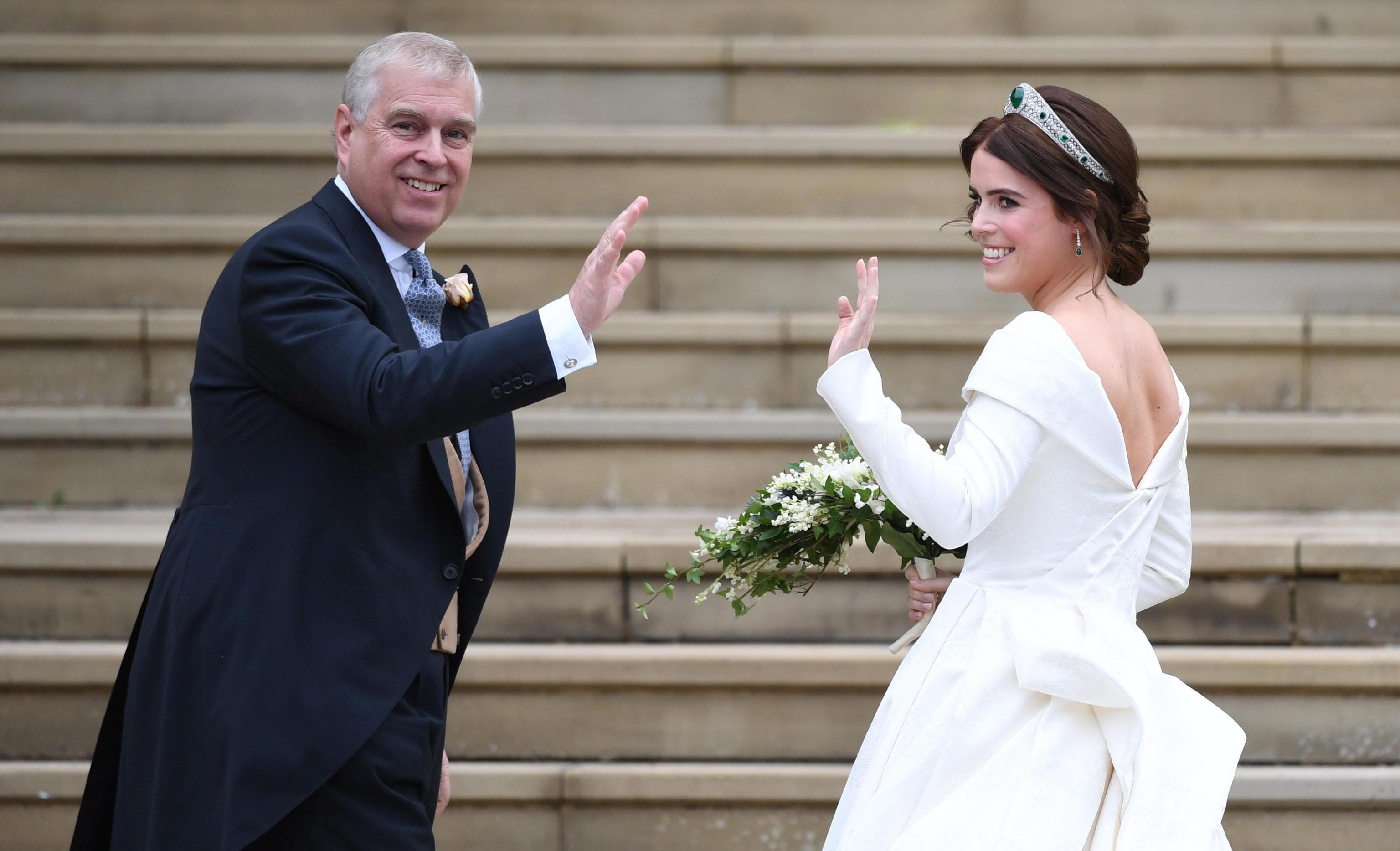 Il Royal Wedding di Eugenie di York: tutti i dettagli