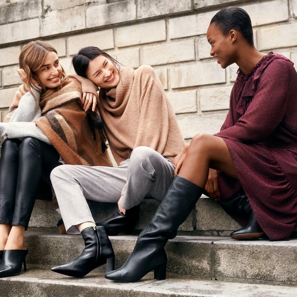Scarpe H&M 2018-2019, i prezzi dei nuovi arrivi per l'Autunno/Inverno