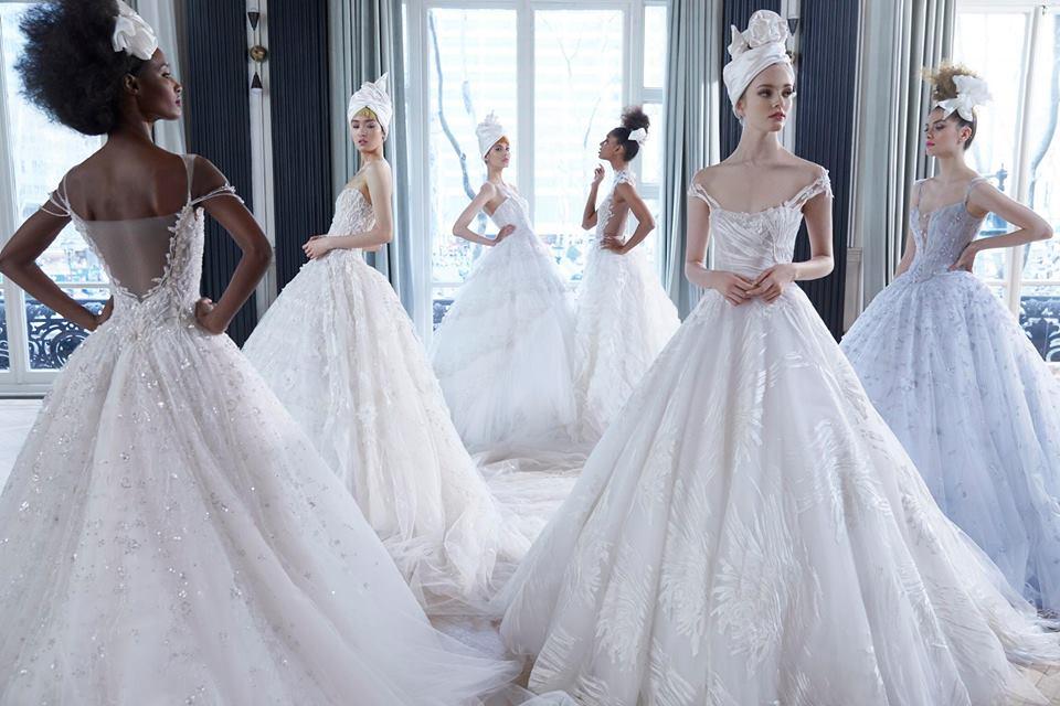2b39ff7eaca4 Abiti da sposa Ines Di Santo 2019  la nuova collezione