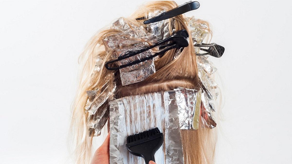 Reazione shock alla tinta per capelli: Estelle si ritrova con la testa 'raddoppiata'