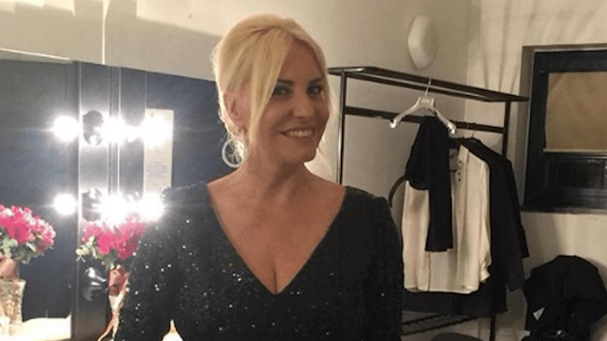 Antonella Clerici confessa: 'Dopo la morte di Fabrizio Frizzi, sono molto cambiata'