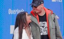 Elettra Lamborghini è fidanzata con Afrojack, la conferma sul red carpet degli MTV Ema 2018