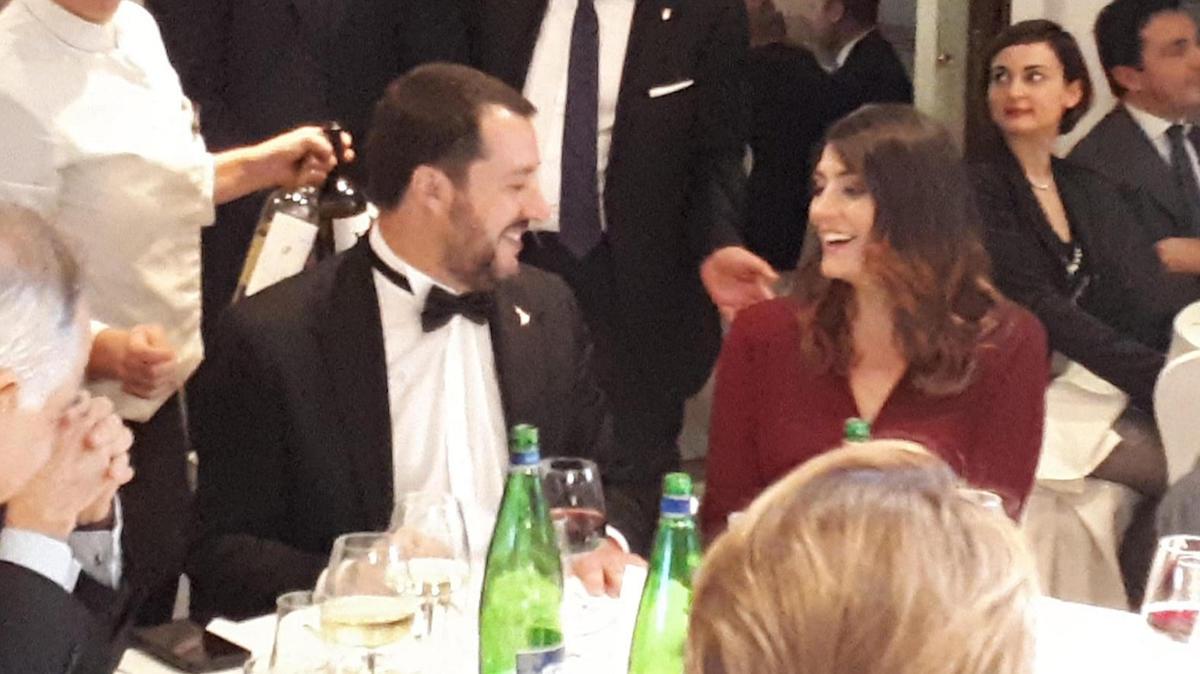 Matteo Salvini e Elisa Isoardi, ritorno di fiamma? Le indiscrezioni