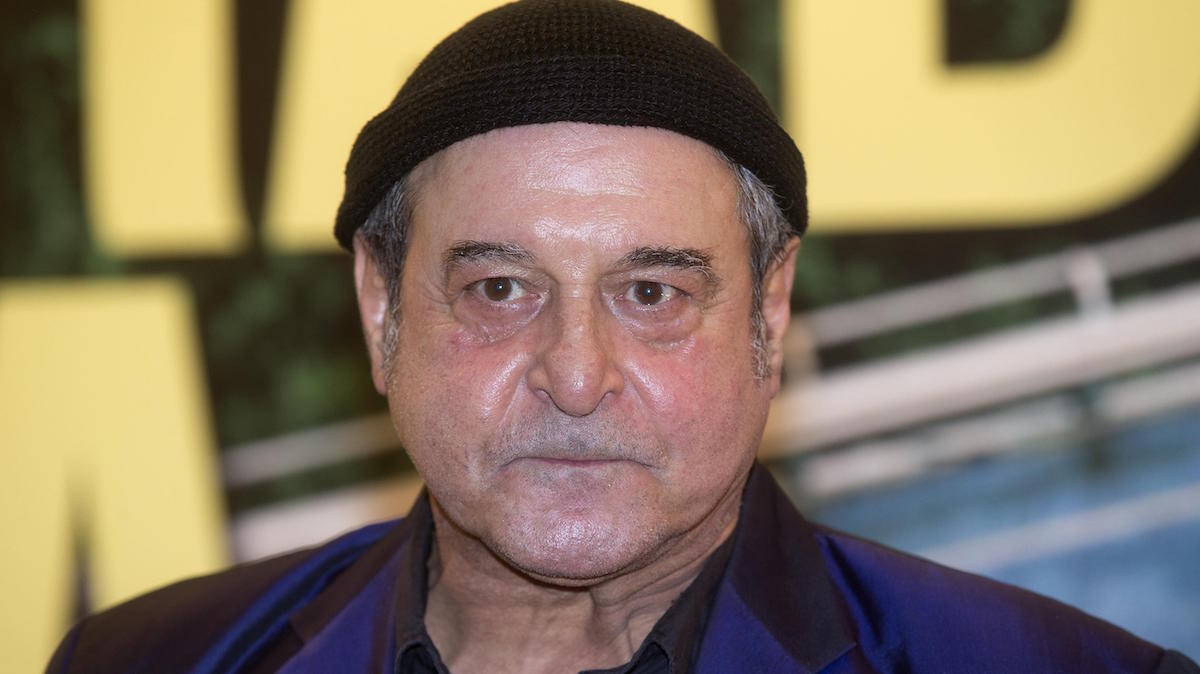 Ennio Fantastichini ricoverato in rianimazione: l'attore ha una grave polmonite