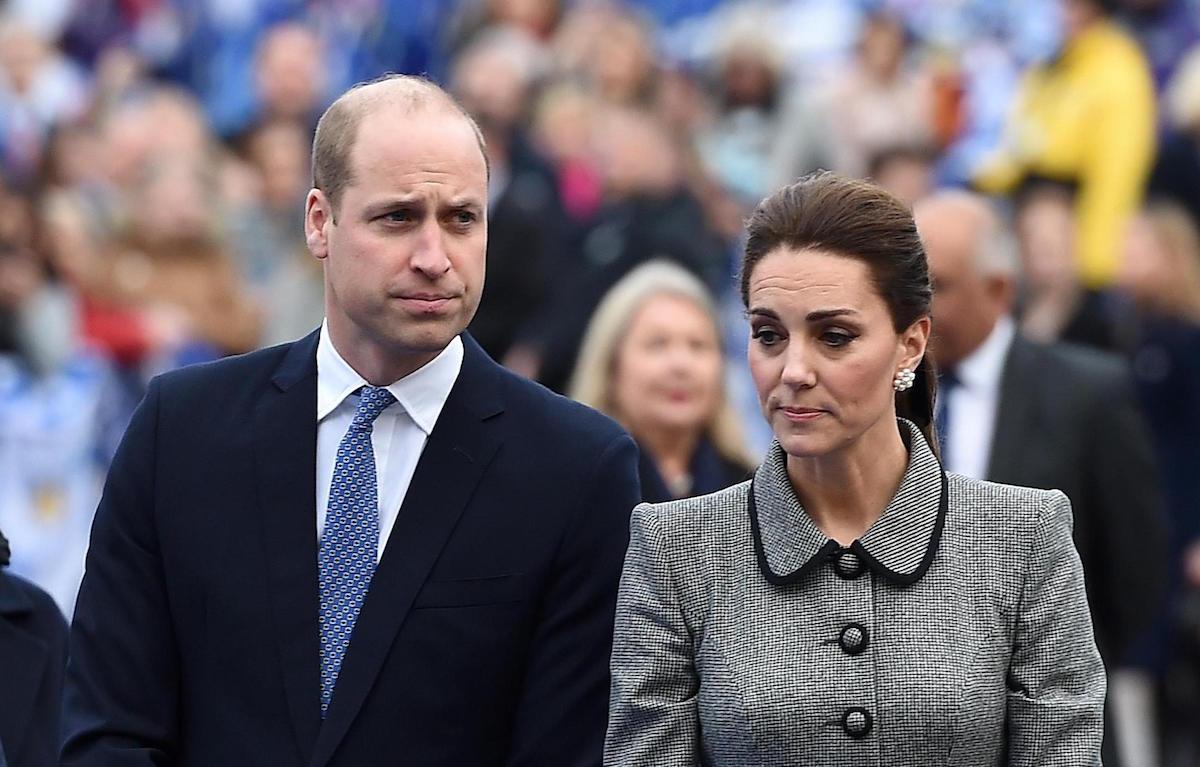 Kate Middleton incontra una fan e le risponde in italiano