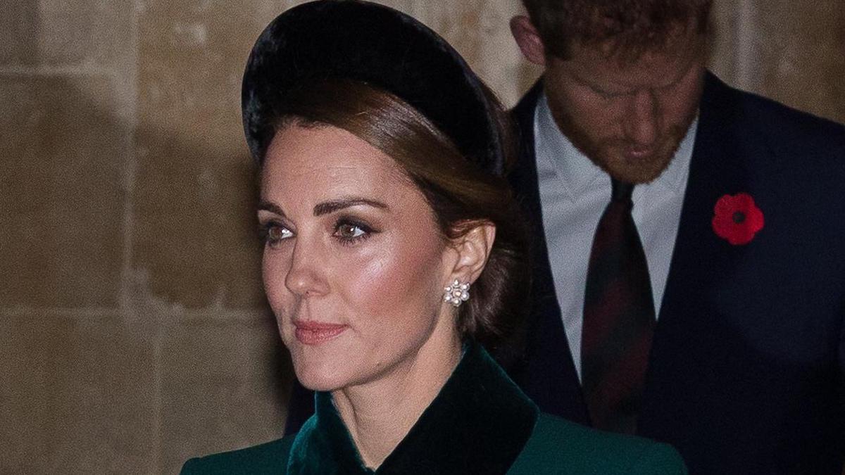 Kate Middleton in lacrime prima del matrimonio di Meghan: l'indiscrezione