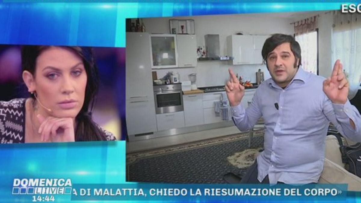 Mauro Marin contro la sua ex: 'Voglio il test del Dna su tuo figlio'