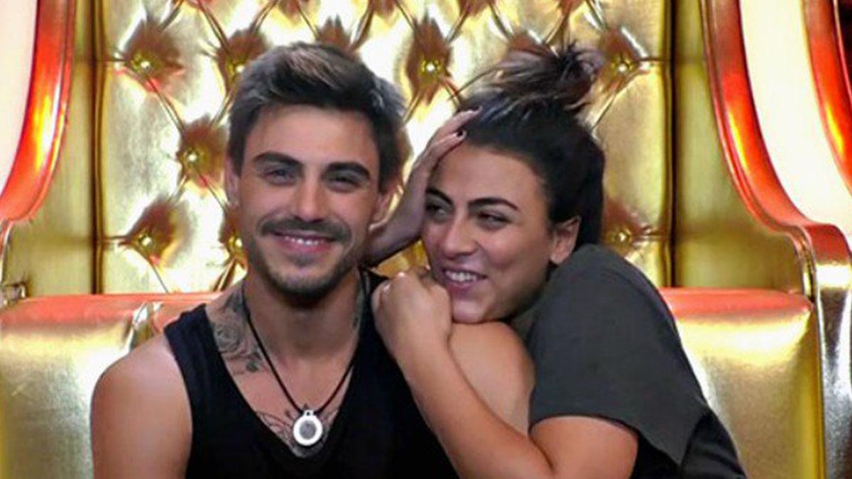 GF Vip: rito propiziatorio della madre di Giulia Salemi, obiettivo far innamorare Francesco Monte