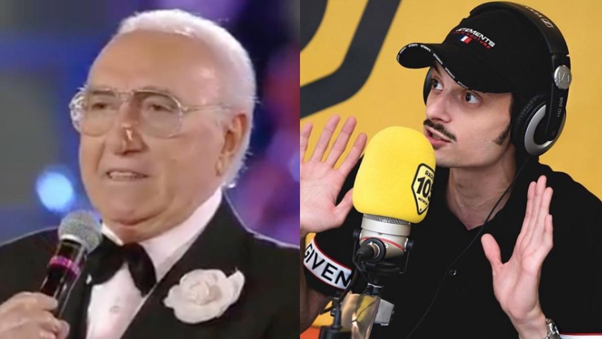 Fabio Rovazzi e Pippo Baudo, che coppia alla conduzione di Sanremo Giovani!