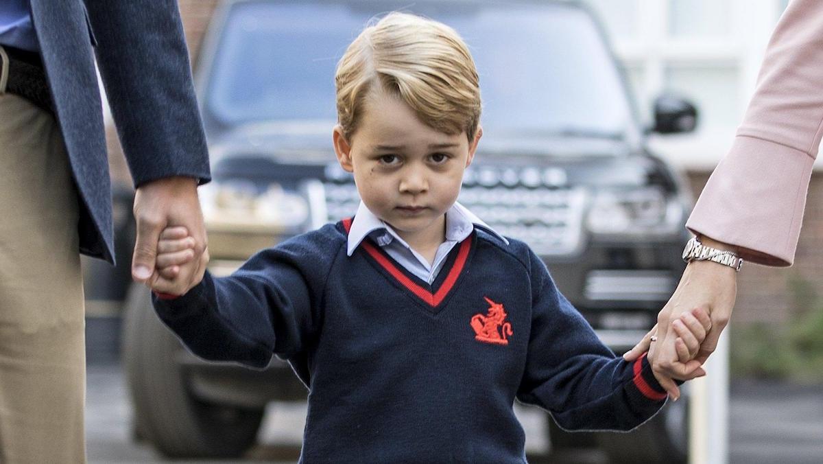 Il principe William rivela: 'George ha la stessa passione di Lady Diana'