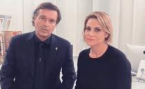 Simona Ventura rivela: Ecco perché io e Gerò ci siamo lasciati