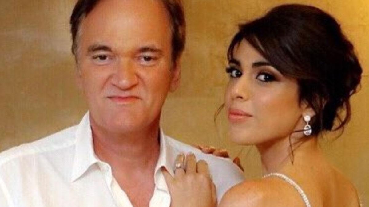Quentin Tarantino ha sposato la sua Daniella Pick