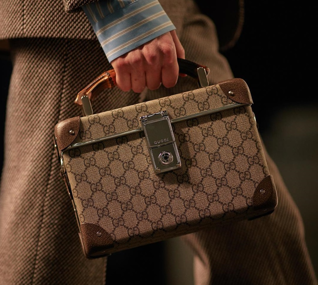 Borsa a mano box bag Gucci