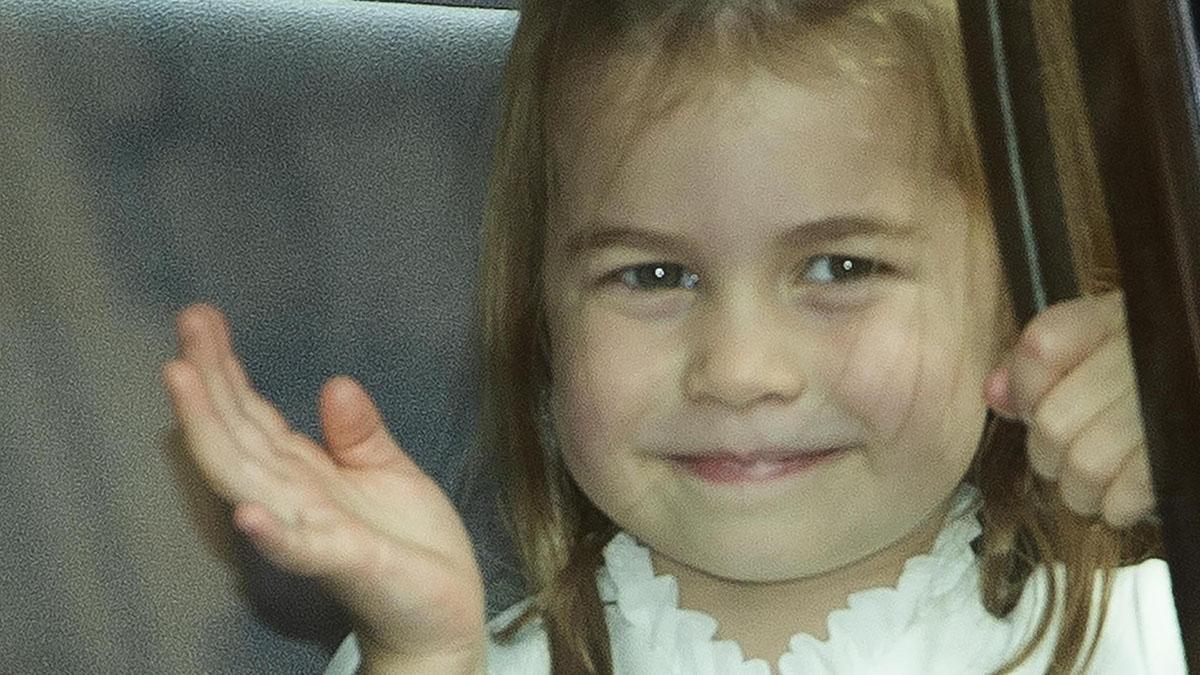 Principessina Charlotte: Kate Middleton svela la sua passione