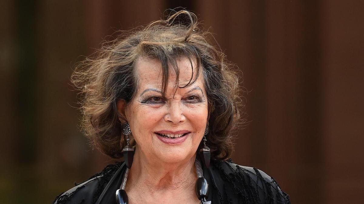 Claudia Cardinale sbotta contro Mara Venier: 'Di questo non voglio parlare'