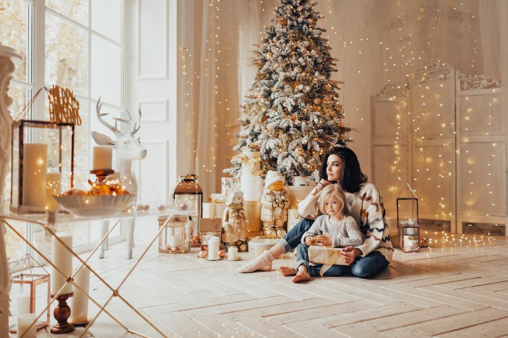 Colori e addobbi di tendenza per lalbero di Natale