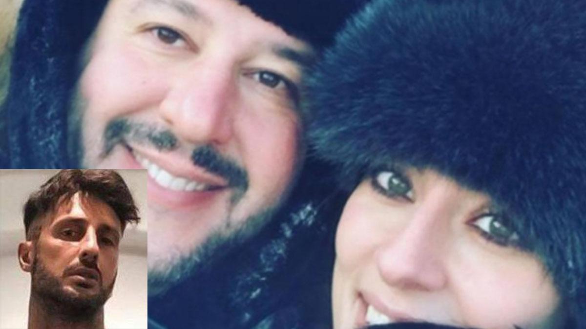 Fabrizio Corona lancia lo scoop: 'Salvini e Isoardi stanno ancora insieme'