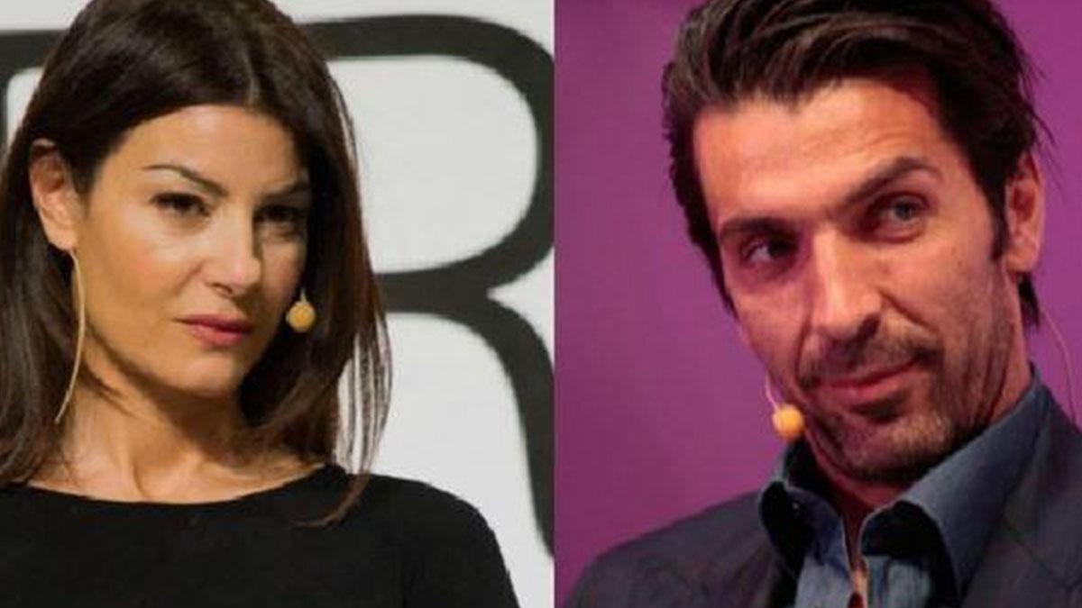 Ilaria D'Amico incinta? Pancino sospetto per la compagna di Gigi Buffon