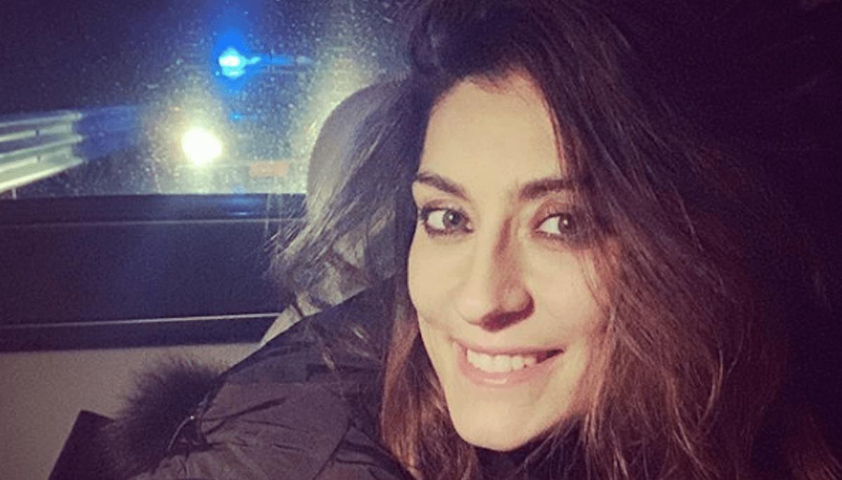 Elisa Isoardi, piccolo incidente in autostrada: 'Ma continuo a mantenere il sorriso'