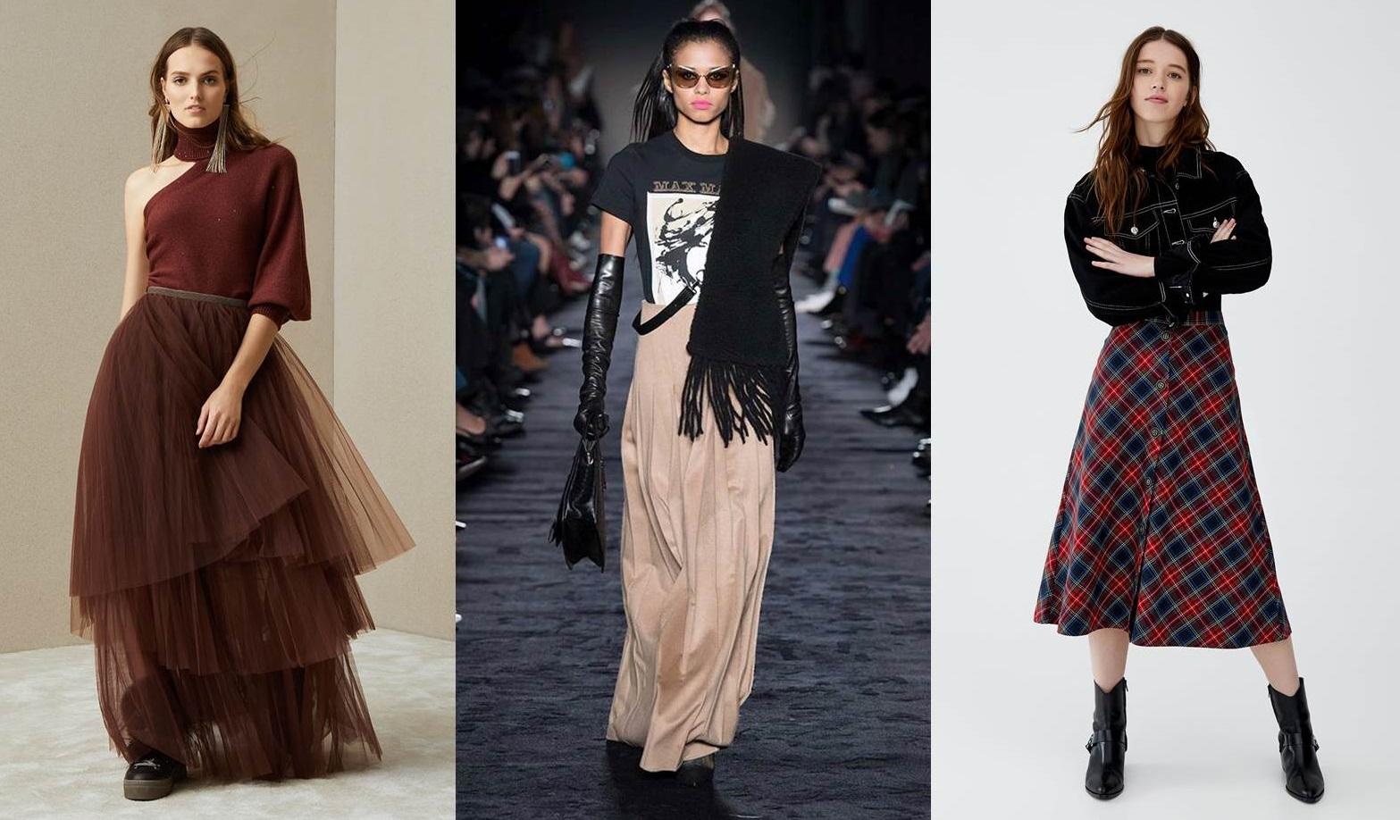 Gonne lunghe invernali, le più fashion da avere [FOTO]