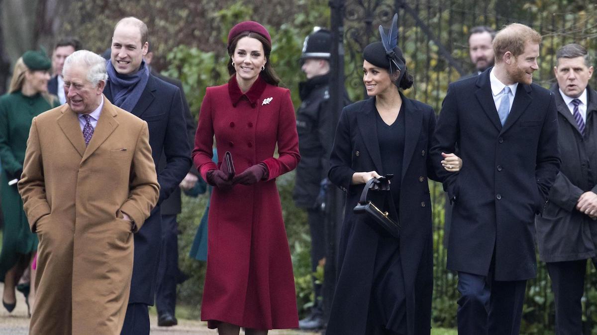 Kate Middleton va a caccia per Natale, ma senza Harry e Meghan Markle
