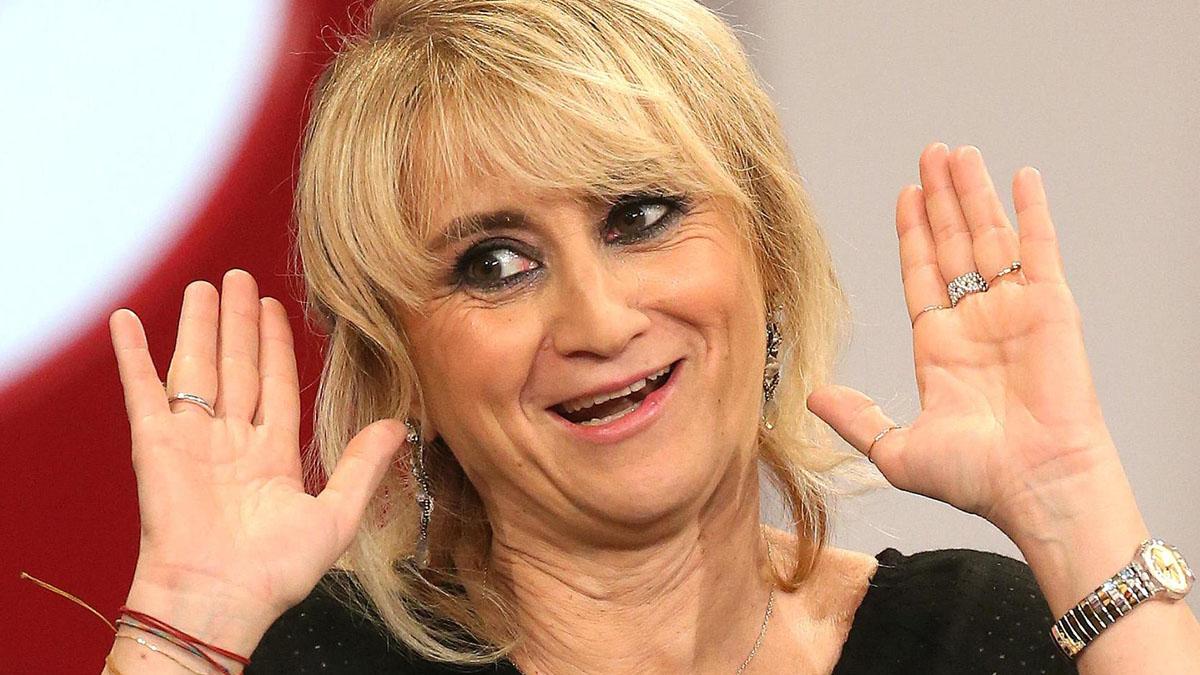 Luciana Littizzetto in crisi con il compagno Davide Graziano