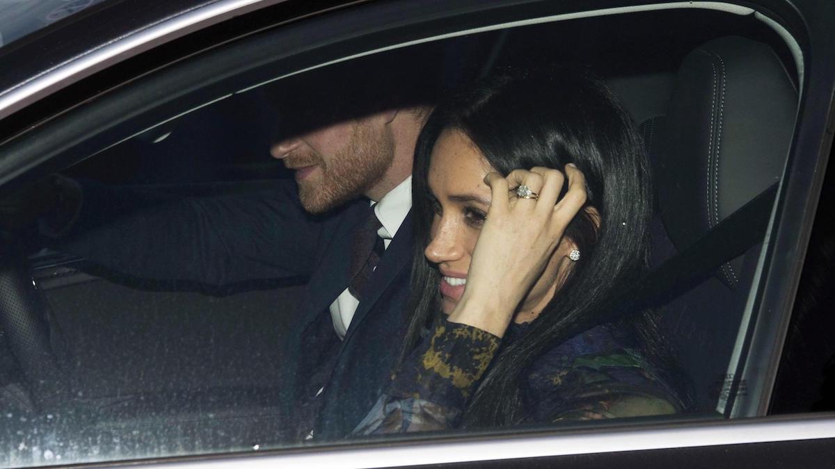 Natale a Buckingham Palace: tra i presenti Kate Middleton e Meghan Markle