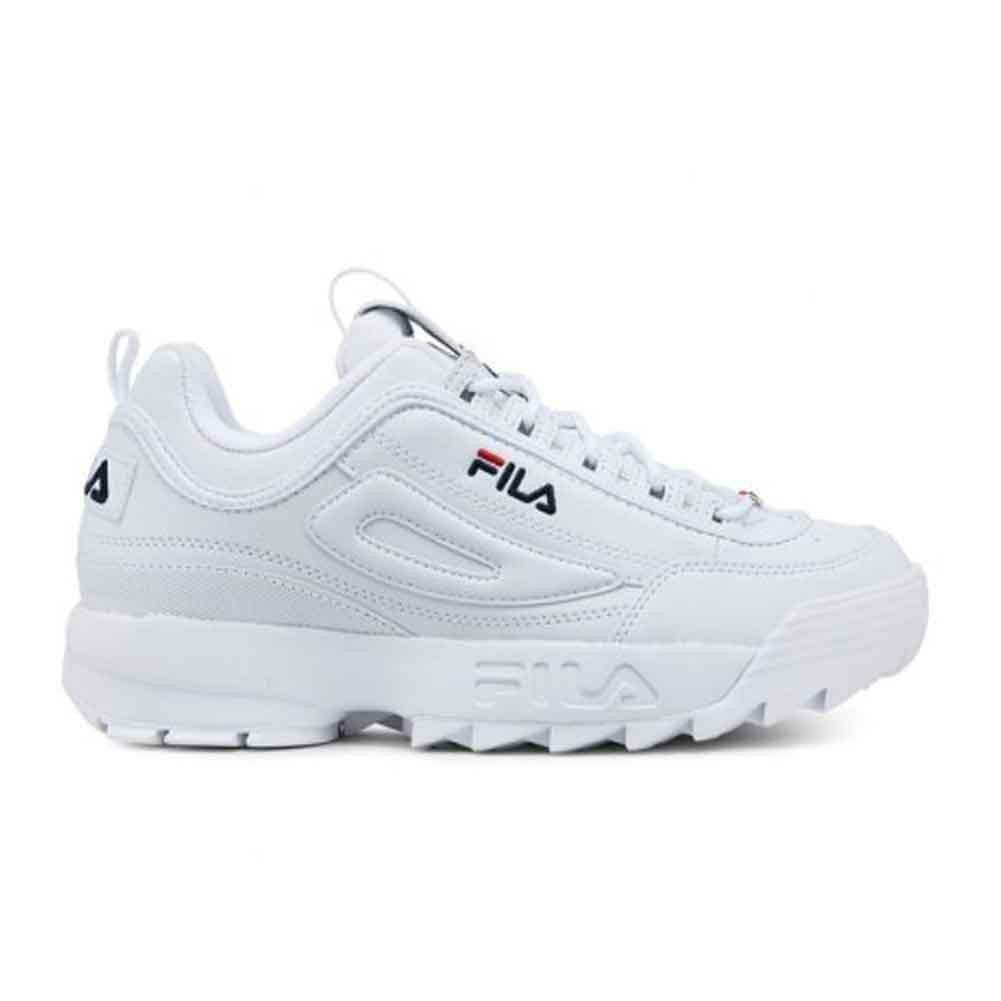 fila scarpe bianche