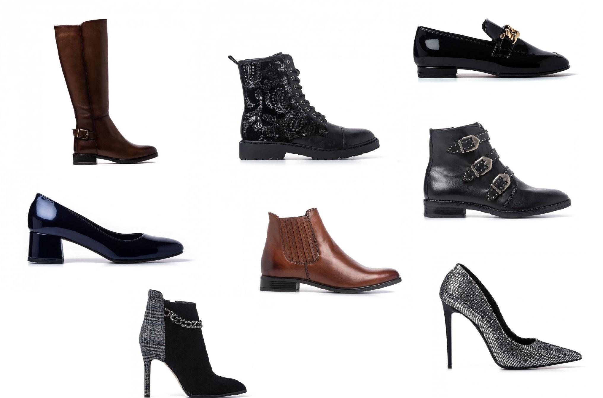 Collezione scarpe Pittarosso Autunno Inverno 2018 2019