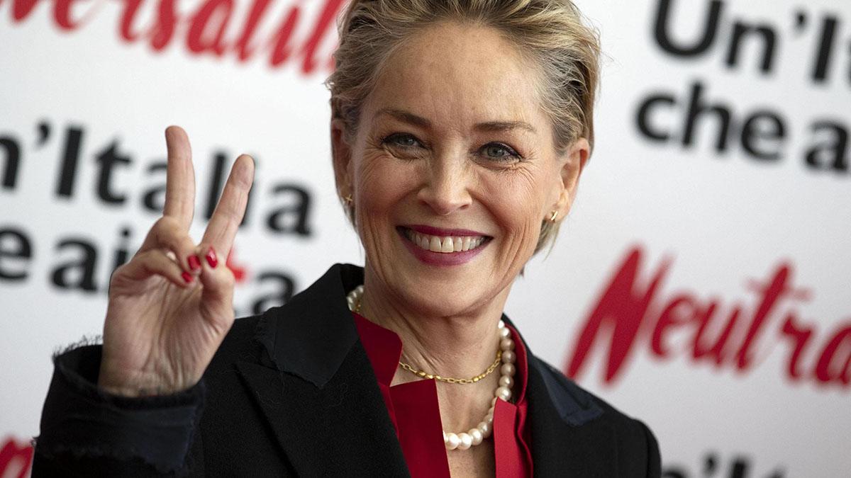 Sharon Stone dimentica Angelo Boffa? Spunta un presunto nuovo fidanzato (italiano)