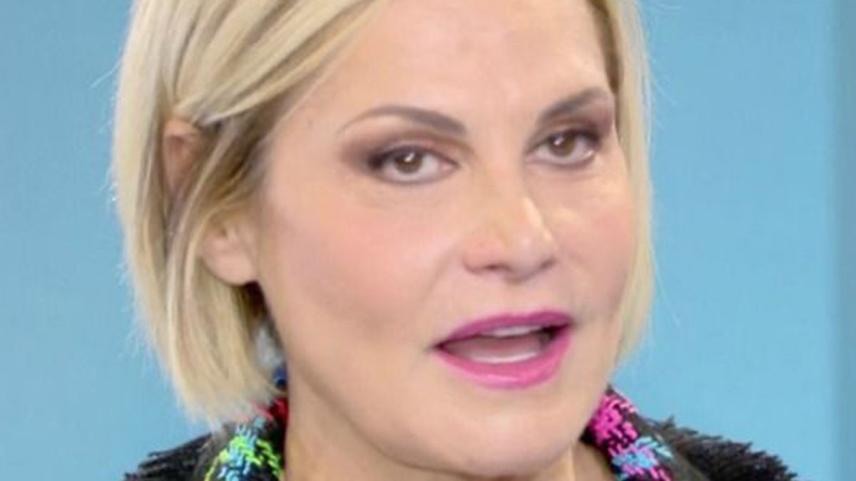 Simona Ventura parla della rottura con Gerò: 'Volevo fosse tutto chiaro'