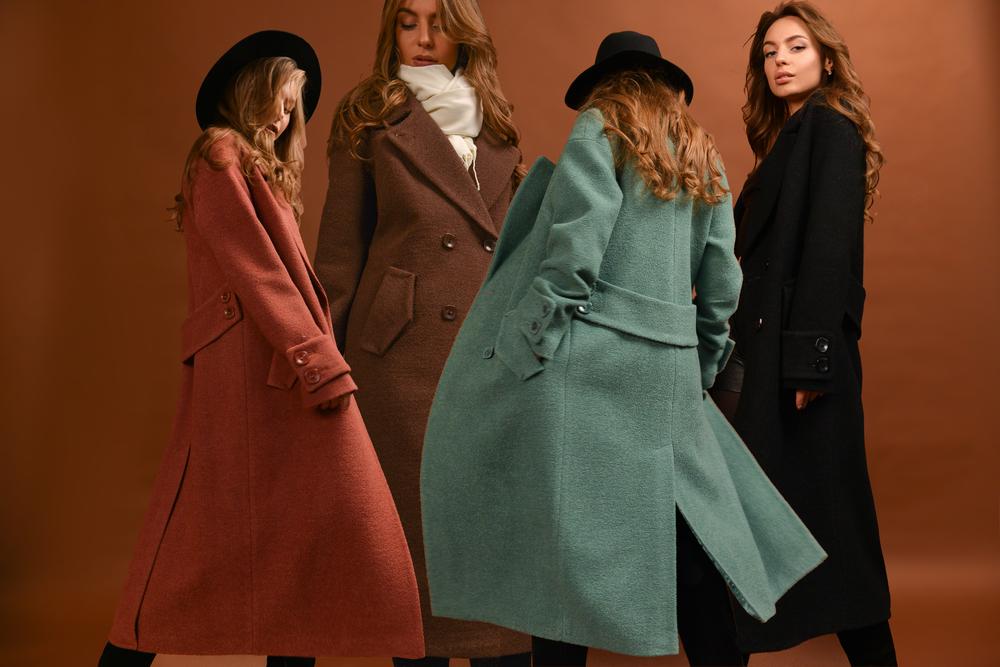 I cappotti di tendenza per l'inverno 2019: classico o originale?