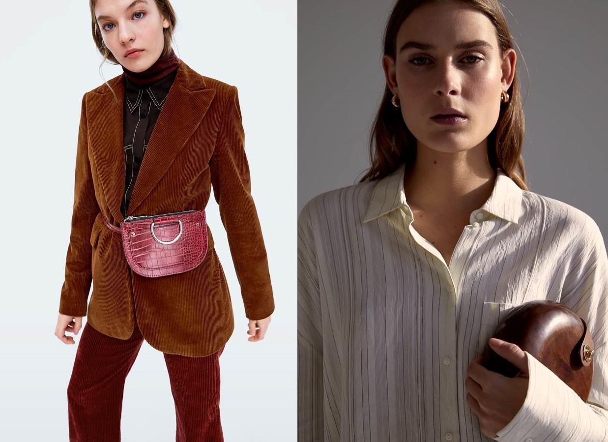 Borse Zara Primavera 2019, dalle tracolle decorate al ritorno dei mitici marsupi
