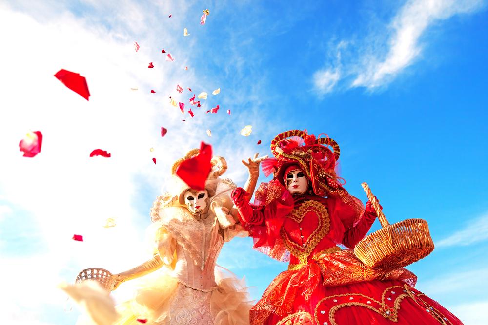 Carnevale Veneziano i costumi tipici della tradizione