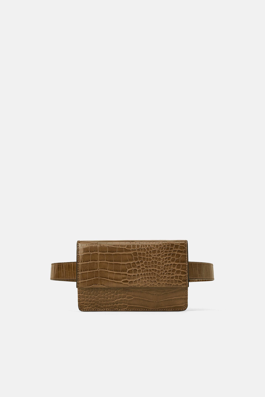 Marsupio Zara a 29,95 euro