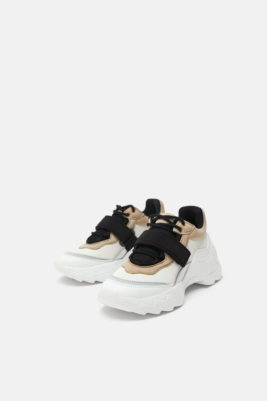 Sneakers ugly Zara a 59,95 euro