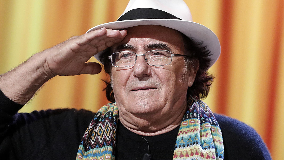 Al Bano al cinema: reciterà in un film al posto di Depardieu
